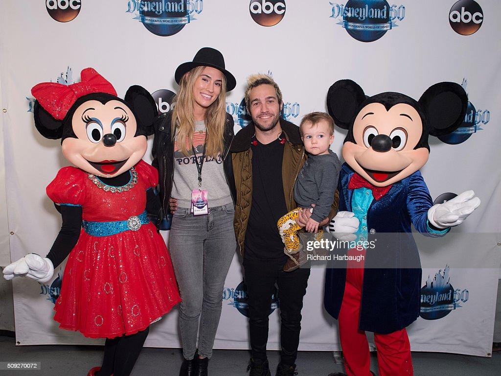 The Wonderful World Of Disney: Disneyland 60 : News Photo