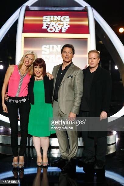 OFF Walt Disney Television via Getty Images announced the premiere of new summer series Sing Your Face Off on Saturday May 31 from 9001100 pm Sing...