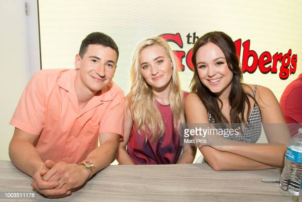 THE GOLDBERGS ABC brings the star power to ComicCon International 2018 with talent appearances from some of the networks most popular and exciting...