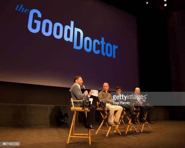Walt Disney Television via Getty Images ENTERTAINMENT | Walt Disney Television via Getty Images STUDIOS FYC DAY 2018 On Sunday June 3rd Walt Disney...