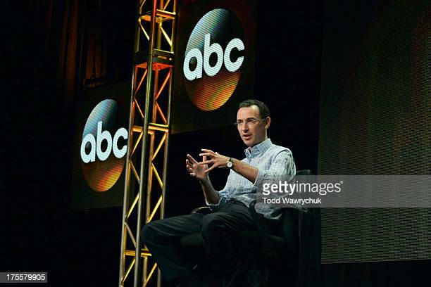 Executive Session Paul Lee addressed the press at Disney | ABC Television Group's Summer Press Tour