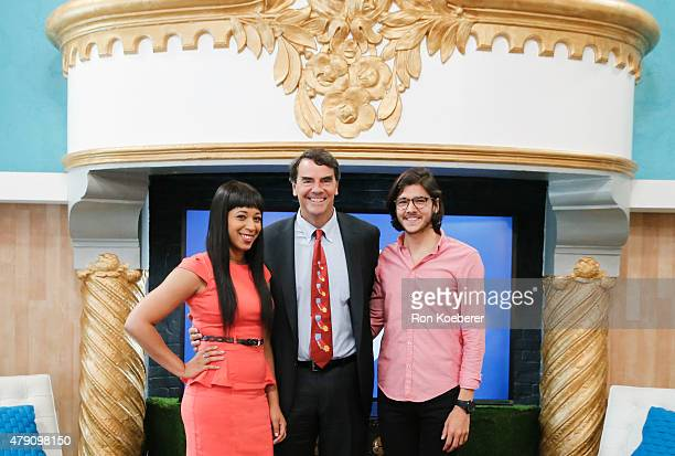 """Walt Disney Television via Getty Images Family announces the smart, spontaneous and entertaining cast of its new unscripted series, """"Startup U,""""..."""
