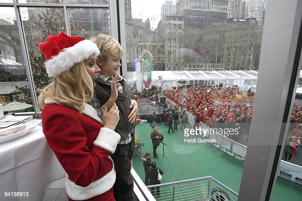event in support of its new original holiday movie santa baby 2 christmas maybe - Santa Baby 2 Christmas Maybe