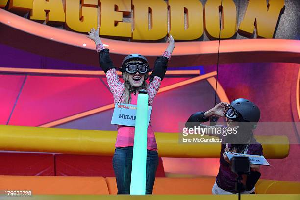 Family's game show SpellMageddon has contestants take on hilarious distractions while spelling increasingly challenging words Hosted by Alfonso...