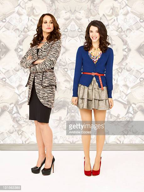 Family's 'Jane By Design' stars Andie MacDowell as Grey Chandler Murray and Erica Dasher as Jane Quimby