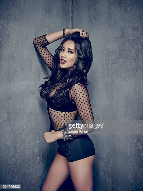 Family's 'Pretty Little Liars' stars Shay Mitchell as Emily Fields