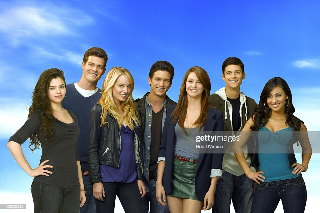 Family's 'The Secret Life of the American Teenager' stars India Eisley as Ashley Juergens, Greg Finley as Jack Pappers, Megan Park as Grace Bowman, Daren Kagasoff as Ricky Underwood, Shailene Woodley as Amy Juergens, Ken Baumann as Ben Boykewich and Francia Raisa as Adrian Lee.