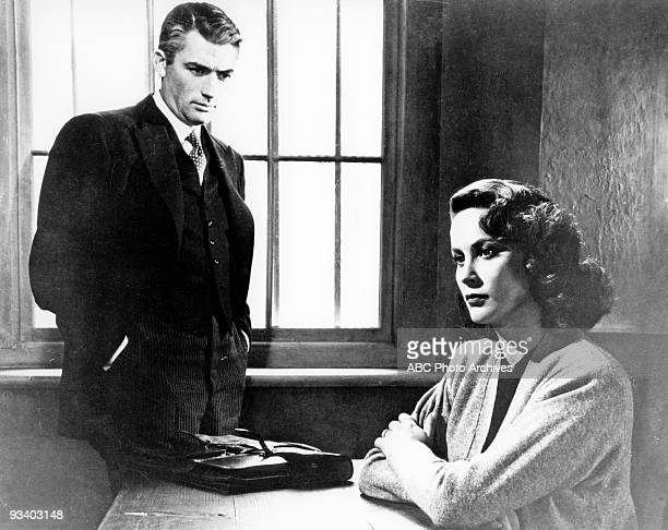 Walt Disney Television via Getty Images FEATURE FILM The Paradine Case 12/31/47 Top barrister Anthony Keane came under the spell of murder suspect...