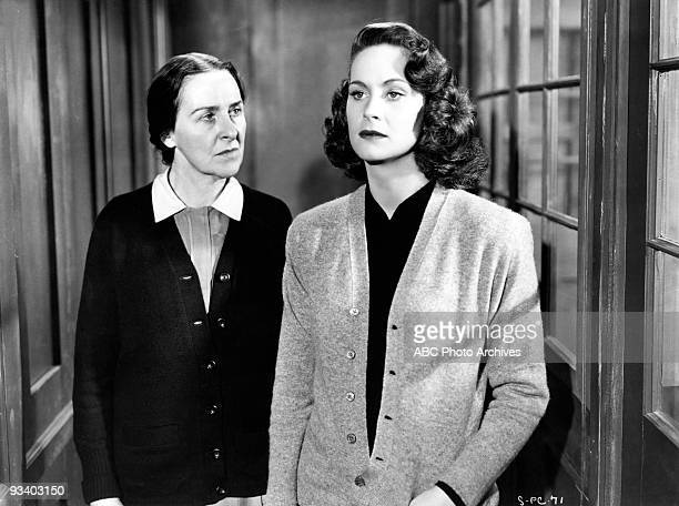 FILM 'The Paradine Case' 12/31/47 Alida Valli made her US film debut as murder suspect Maddalena Anna Paradine in this film directed by Alfred...