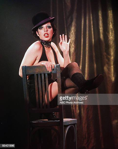 "Walt Disney Television via Getty Images FEATURE FILMS - ""Cabaret"" 1972 - - starring Liza Minnelli, Joel Gray and Michael York. The story revolves..."