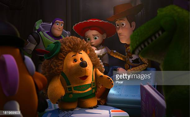TERROR Walt Disney Television via Getty Images has set an airdate for DisneyPixar's first special for television Toy Story OF TERROR a spooky new...