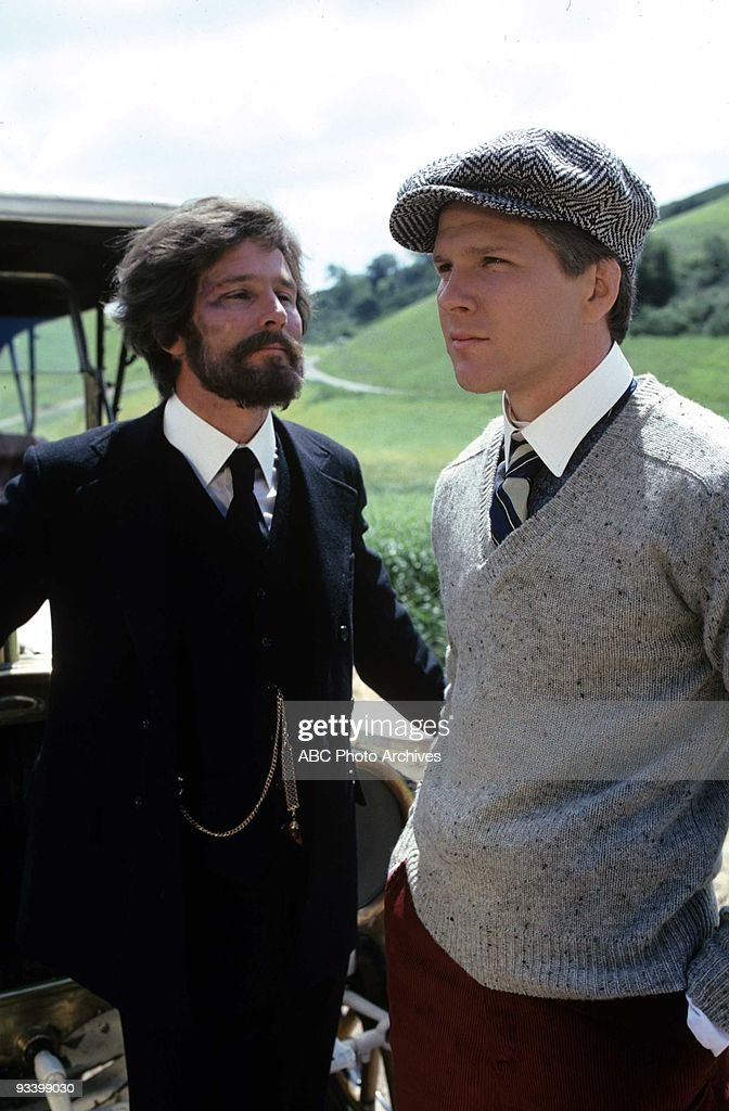TV - 'East of Eden' - 2/8/81 Timothy Bottoms (as Adam) and Sam Bottoms (as Cal) on the ABC Television Network, Movies for TV 'East of Eden'. 'East of Eden' brings to life the intricate details of two families, the Trasks and the Hamiltons, and their interwoven stories.,