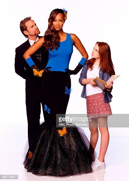 "Walt Disney Television via Getty Images MOVIE FOR TV - ""Life-Size"" - 3/5/00, Widower Ben Stuart's daughter, Casey , accidentally brings her Eve doll..."