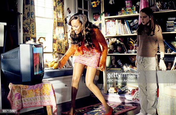 "Walt Disney Television via Getty Images MOVIE FOR TV - ""Life-Size"" - 3/5/00, Casey Stuart accidentally brings her Eve doll to life as the Perfect..."