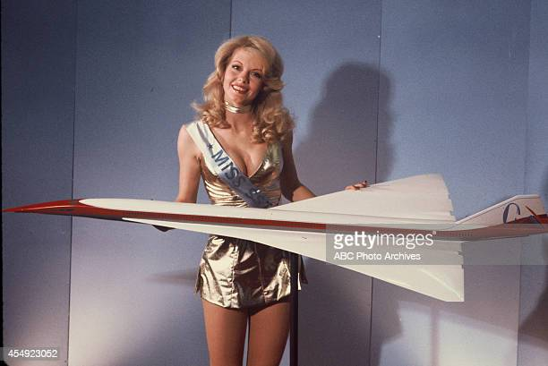 Walt Disney Television via Getty Images MOVIE FOR TV SSTDeath Flight Airdate February 25 1977 ROWE