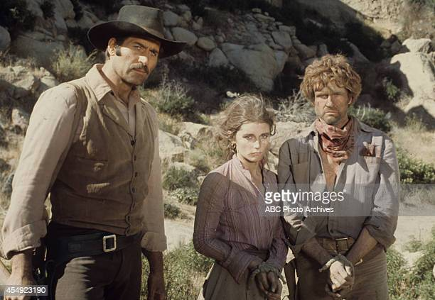 Walt Disney Television via Getty Images MOVIE FOR TV The Bounty Man Airdate October 31 1972 ERICSON