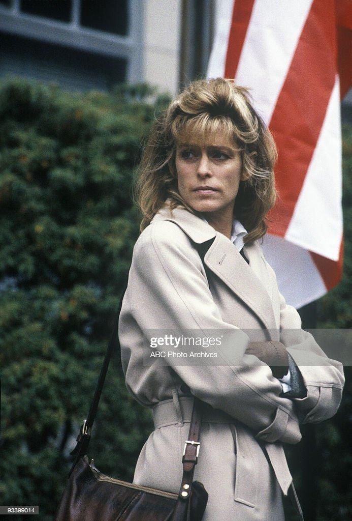 TV - 'The Kate Klarksfeld Story' 1986 Farrah Fawcett
