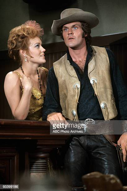 Walt Disney Television via Getty Images MOVIE OF THE WEEK The Silent Gun 12/16/69 Barbara Rhoades John Beck
