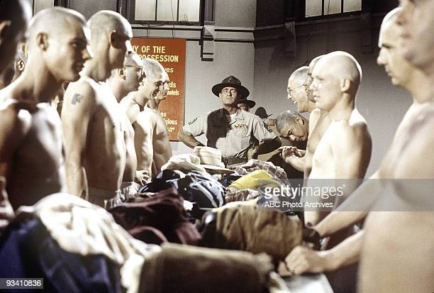 Walt Disney Television via Getty Images MOVIES Tribes 11/10/70 Marine Corps drill instructor Sgt Thomas Drake finds himself pitted against Adrian a...