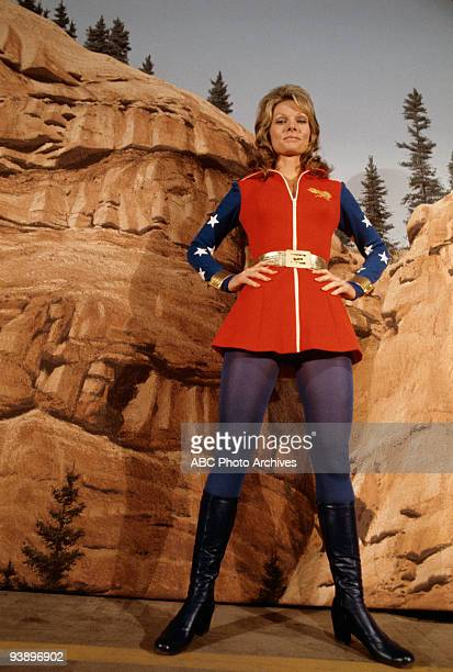 MOVIES 'Wonder Woman' 3/12/74 Cathy Lee Crosby starred in the title role as a superhero who used her powers to thwart an international spy ring in...