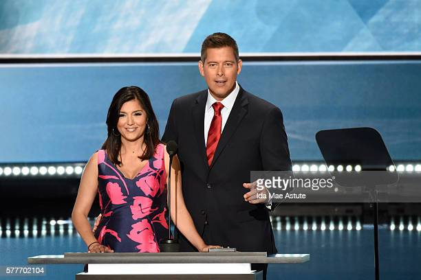 Walt Disney Television via Getty Images NEWS 7/18/16 Coverage of the 2016 Republican National Convention from the Convention Center in Cleveland Ohio...