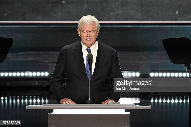 Walt Disney Television via Getty Images NEWS 7/20/16 Coverage of the 2016 Republican National Convention from the Quicken Loans Arena in Cleveland...