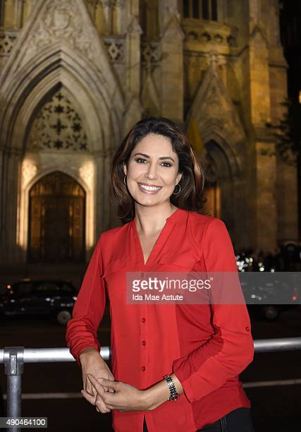 Walt Disney Television via Getty Images NEWS 9/24/15 Coverage of Pope Francis' visit to New York City to celebrate Mass at St Patrick's Cathedral...