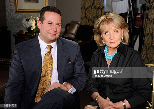 Walt Disney Television via Getty Images NEWS - Barbara Walters talks with Casey Anthony's lead lawyer Jose Baez in his first network interview since...