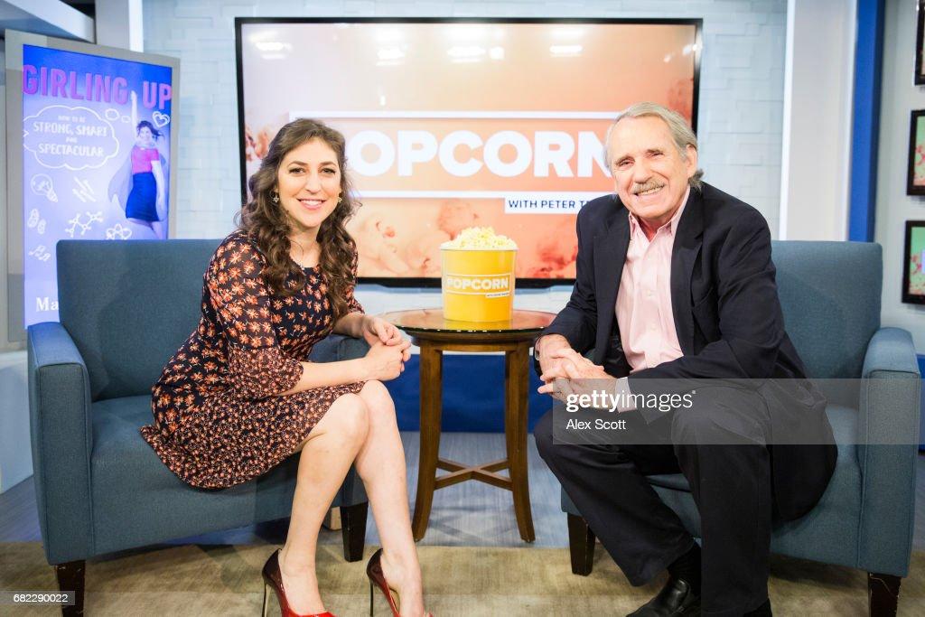 ABC News Digital: Popcorn with Peter Travers : News Photo