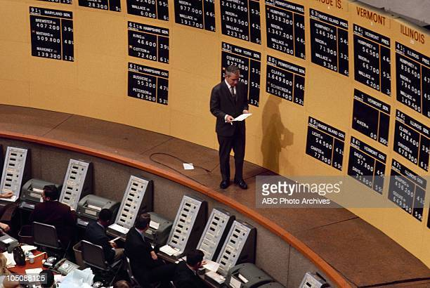 COVERAGE 1968 '1968 Election Coverage' Airdate November 5 1968 FRANK