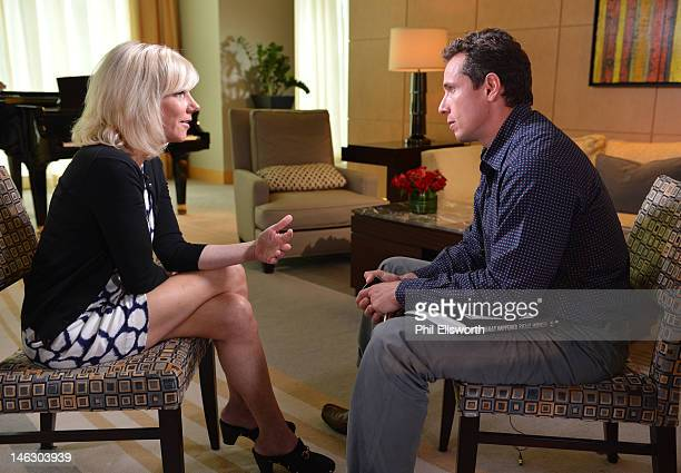 Walt Disney Television via Getty Images NEWS EXCLUSIVE For the first time since former Presidential candidate John Edwards' trial Rielle Hunter his...