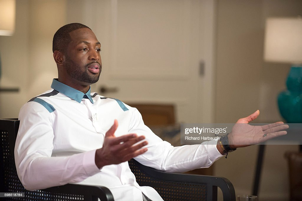 ABC NEWS - George Stephanopoulos interviews Dwyane Wade of the Chicago Bulls about the murder of his cousin Nykea Aldridge. The interview will air first on 'World News Tonight,' Thursday, September 1, 2016 (6:30pm ET), and on 'Good Morning America,' September 2, 2016 (7-9am ET) on the ABC Television Network. WADE