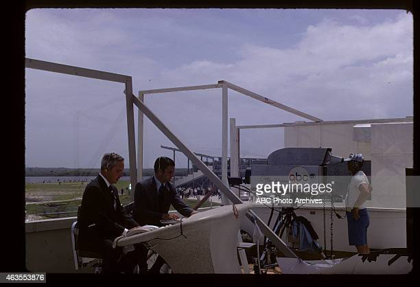 FLIGHTS Apollo 10 BehindtheScenes Launch Coverage from Cape Kennedy Airdate May 18 1969 L