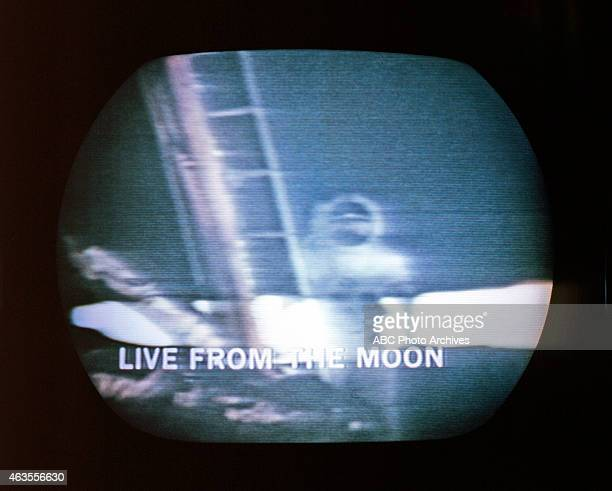 FLIGHTS Apollo 11 Coverage of First Manned Lunar Landing Live from the Moon Airdate July 20 1969 APOLLO