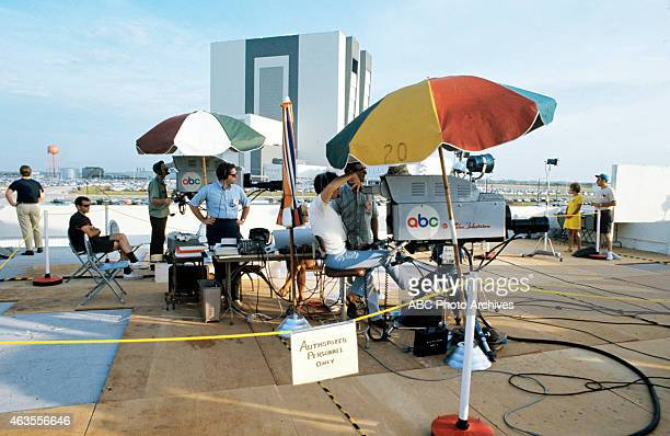 FLIGHTS Apollo 11 BehindtheScenes Coverage of First Manned Lunar Landing from Kennedy Space Center Airdate July 20 1969 REMOTE