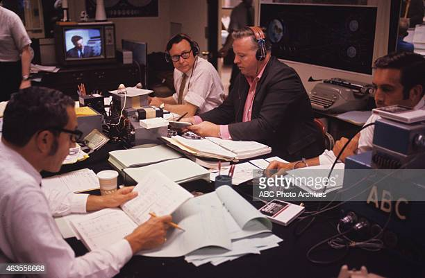 Walt Disney Television via Getty Images NEWS SPACE FLIGHTS Apollo 11 BehindtheScenes Coverage of First Manned Lunar Landing from Kennedy Space Center...