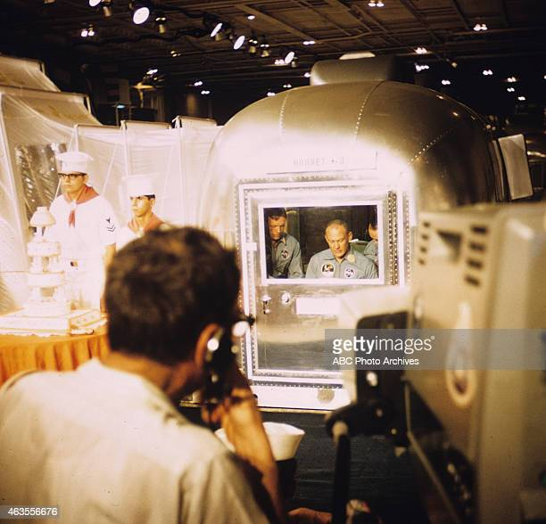 FLIGHTS Apollo 11 BehindtheScenes Coverage of First Manned Lunar Landing from Kennedy Space Center Airdate July 20 1969 ABC