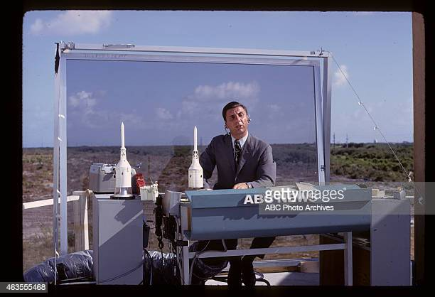 FLIGHTS Apollo 7 BehindtheScenes Launch Coverage from Cape Kennedy Airdate October 11 1968 JULES