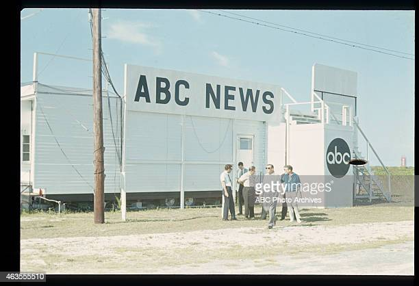 FLIGHTS Apollo 7 BehindtheScenes Launch Coverage from Cape Kennedy Airdate October 11 1968 ABC