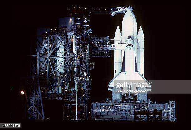 FLIGHTS Space Shuttle 'Columbia' 2nd Mission Launch Site Coverage Airdate November 12 1981 SPACE SHUTTLE 'COLUMBIA'