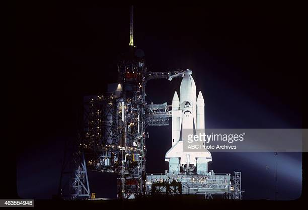 FLIGHTS Space Shuttle 'Columbia' 2nd Mission Launch Coverage from Kennedy Space Center Airdate November 12 1981 SPACE SHUTTLE 'COLUMBIA' LAUNCH