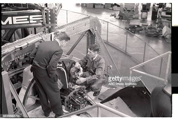 Walt Disney Television via Getty Images NEWS SPACE FLIGHTS Special 60 Hours to the Moon BehindtheScenes Coverage from Ames Research Center Moffett...