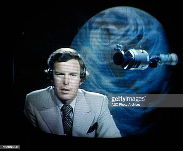 FLIGHTS ApolloSoyuz Test Project Docking in Space Broadcast Coverage Airdate July 17 1975 PETER