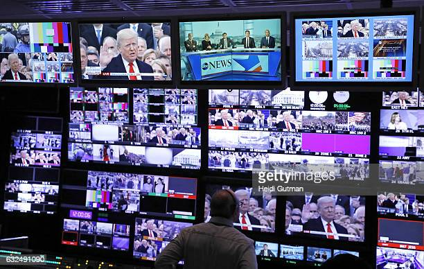 Chief Anchor George Stephanopoulos leads coverage of the inauguration of PresidentElect Donald Trump with David Muir Robin Roberts Martha Raddatz...