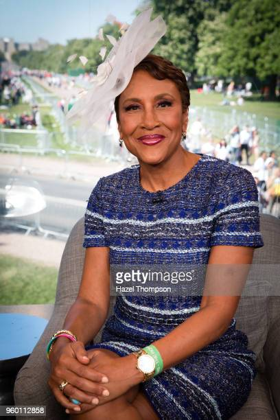 News special coverage of the royal wedding of Prince Harry to Meghan Markle features an extended edition of Good Morning America hosted by David Muir...