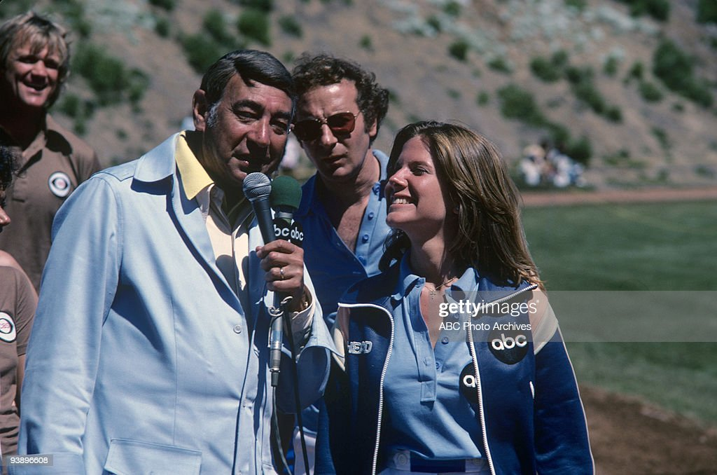 SPECIAL - 'Battle of the Network Stars' - 11/18/78, Bo Svenson, Howard Cosell, Steve Landesberg, Debby Boone on the ABC Television Network competition 'Battle of the Network Stars'.,
