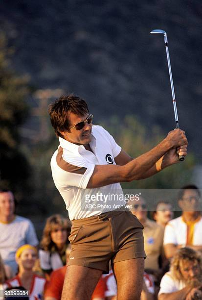 Walt Disney Television via Getty Images SPECIAL Battle of the Network Stars 11/4/77 Lyle Waggoner on the Walt Disney Television via Getty Images...