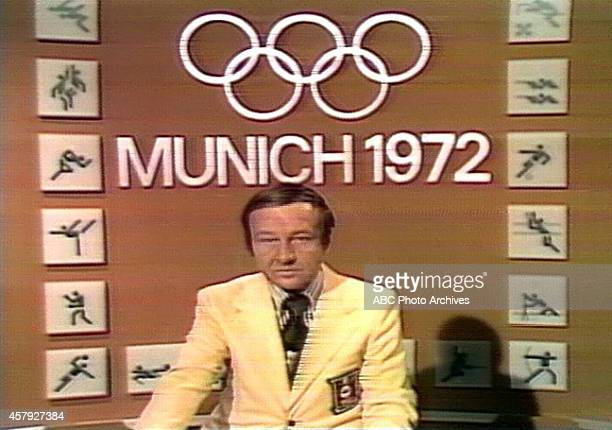 Summer Olympics Israeli Wresting Team Hostage Crisis On Air coverage from live feed Jim McKay
