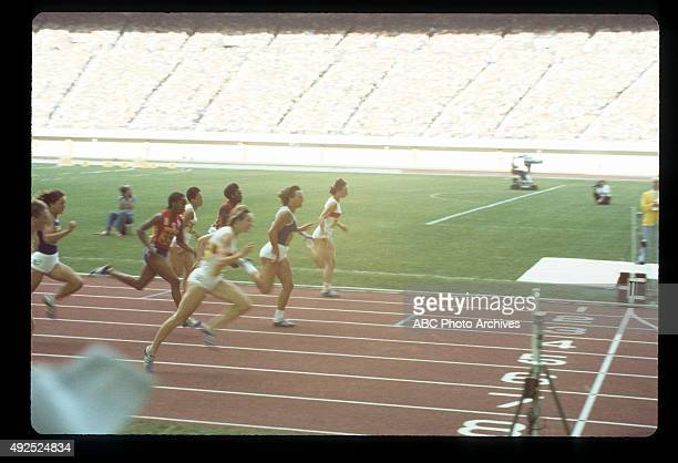 OLYMPICS Track and Field Events The 1976 Summer Olympic Games aired on the ABC Television Network from July 17 to August 1 1976 Shoot Date July 25...