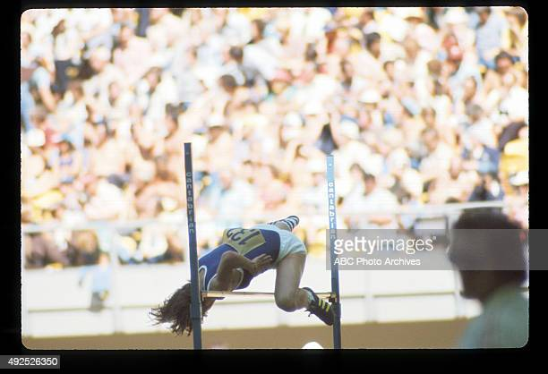 Walt Disney Television via Getty Images SPORTS 1976 SUMMER OLYMPICS Track and Field Events The 1976 Summer Olympic Games aired on the Walt Disney...